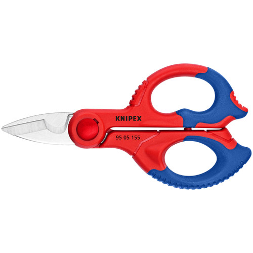 "Knipex KNIP-9505155SBA 6 1/4"" Electrician's Shears"