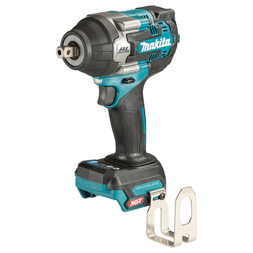 """Makita MAK-TW008GZ 40V MAX XGT Brushless 1/2"""" Mid-Torque Impact Wrench with Round Ring Bare Tool"""