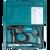 "Makita MAK-HR2641 1"" AVT Rotary Hammer, accepts SDS-PLUS bits (D-Handle)"
