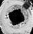 Bosch RA1129  Router Template Guide Adapter Set