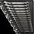 Milwaukee 48-22-9515  15pc Combination Wrench Set - Metric