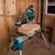 "Makita DLS111Z 10"" Cordless Sliding Compound Miter Saw with Brushless Motor & AWS +BONUS DC18RD Dual Charger + 2x 5ah Batteries Starter Kit (Y-00359)"