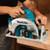 "Makita DHS781Z  7-1/4"" Cordless Circular Saw with Brushless Motor & AWS"