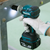 """Makita DTW285Z 1/2"""" Cordless Impact Wrench with Brushless Motor"""
