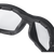 Milwaukee 48-73-2040 Safety Glasses Clear W/ Gasket
