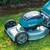 "Makita MAK-DLM533Z 18Vx2 21"" Self-propelled Cordless Lawn Mower with Brushless Motor"