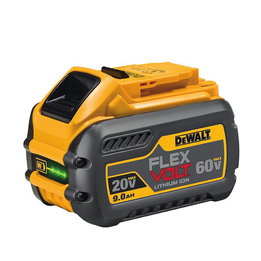 DeWALT电池