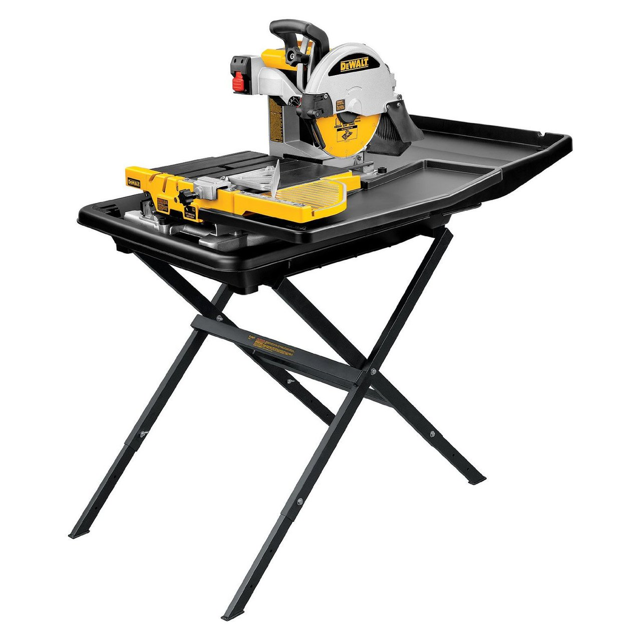 "Dewalt D24000S  10"" Wet Tile Saw"