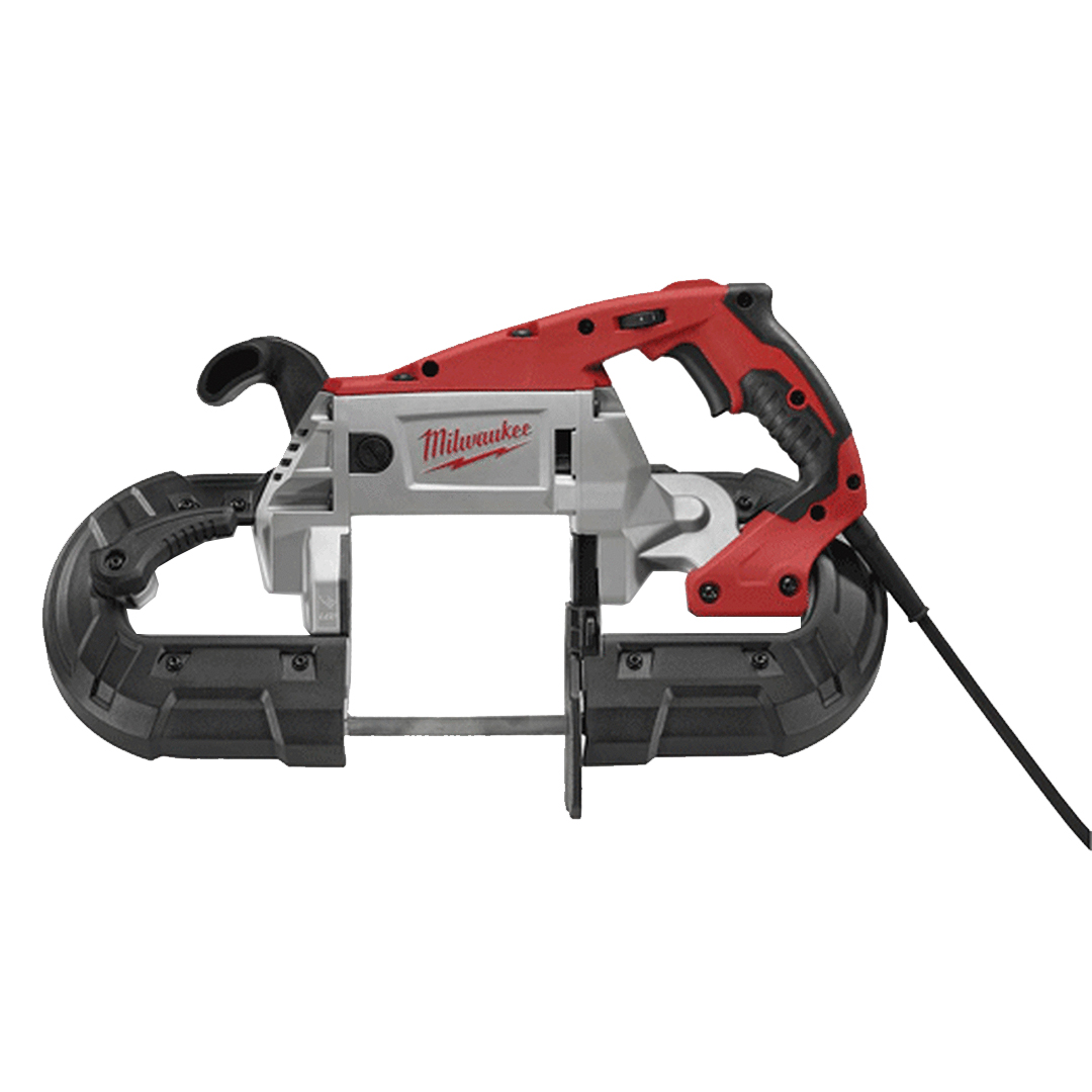 Milwaukee 6232-21 Deep Cut Variable Speed Band Saw With Case