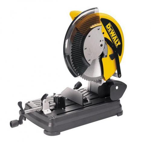 """Dewalt DW872 14"""" Metal Cutting Dry Cut Saw, Multi-Cutter, Carbide Blade"""