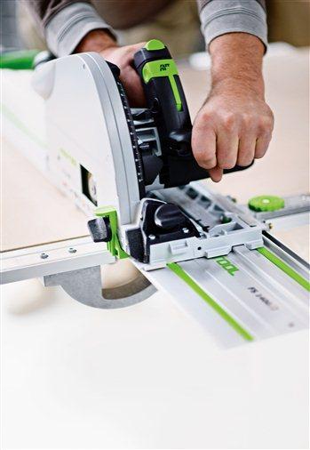 Festool FES-575390  TS 75 EQ-F-Plus Plunge Cut Track Saw