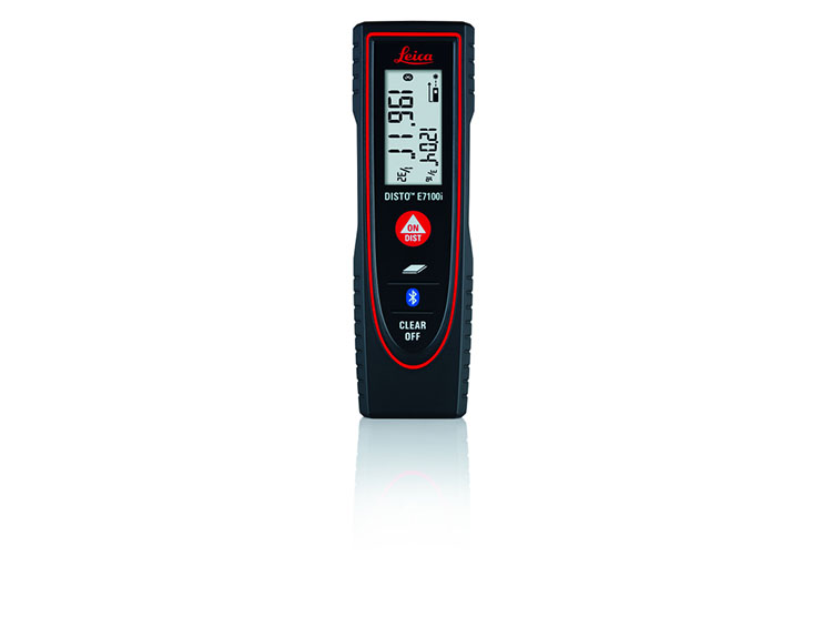 Leica Lasers and Disto LEI-812806 Leica Disto E7100i Laser Distance Measure With Bluetooth