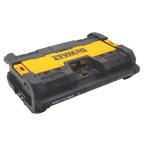 Dewalt DWST08810  ToughSystem Music + Charger