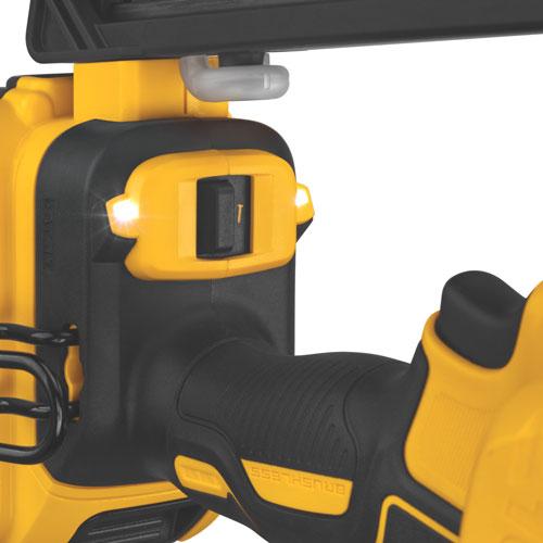 Dewalt DCN660D1  20V MAX 16ga Angled Brushless Cordless Finish Nailer Kit -2AH Kit