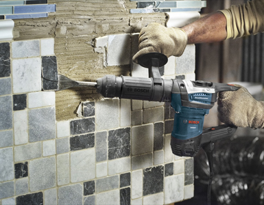 Bosch DH507  10Amp 12.4lb SDS-Max Demo Hammer