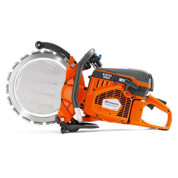 "Husqvarna HUSQ-967272301 Husqvarna K 970 Ring Power Cutter (10"" Plunge Capacity)"
