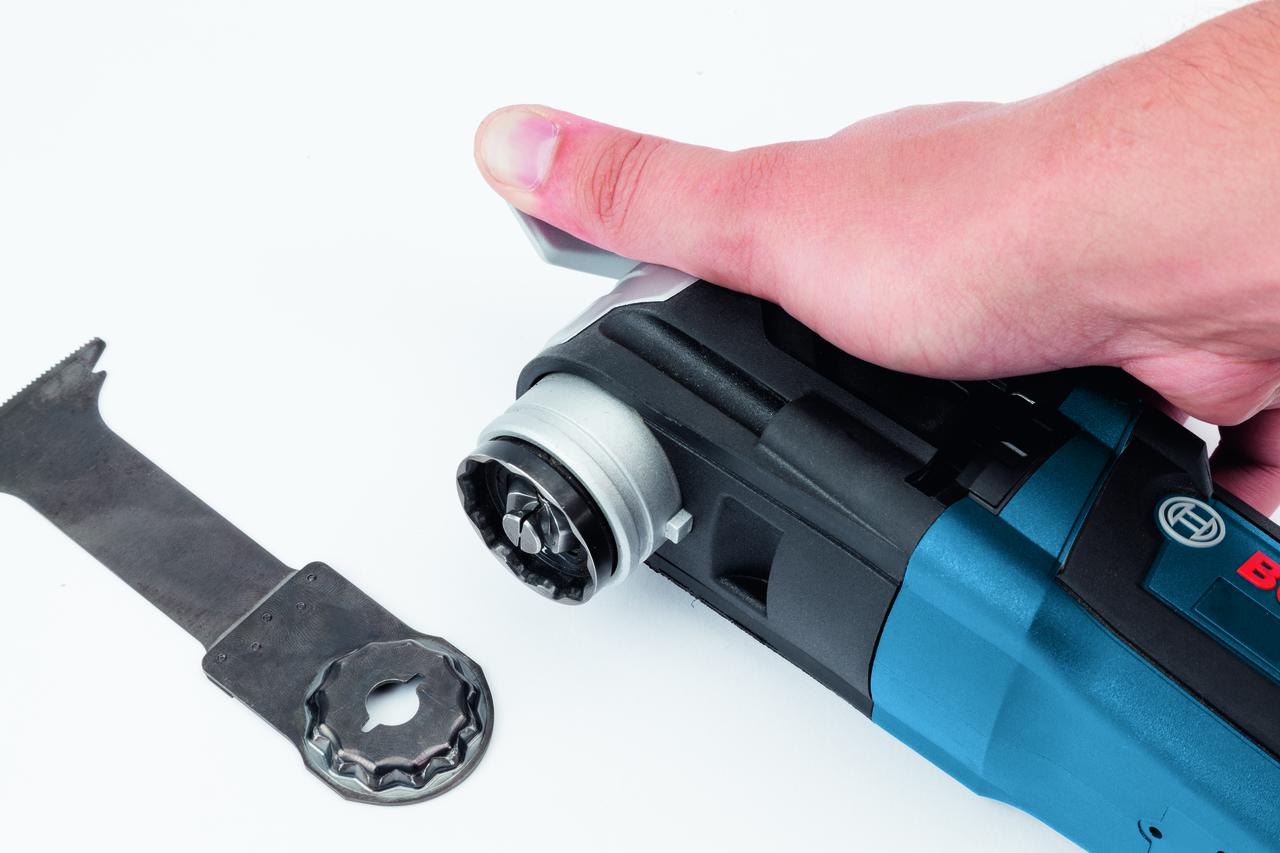 Bosch OSL212JF  2-1/2 In. Starlock Bi-Metal Xtra Clean Plunge Cut Blade