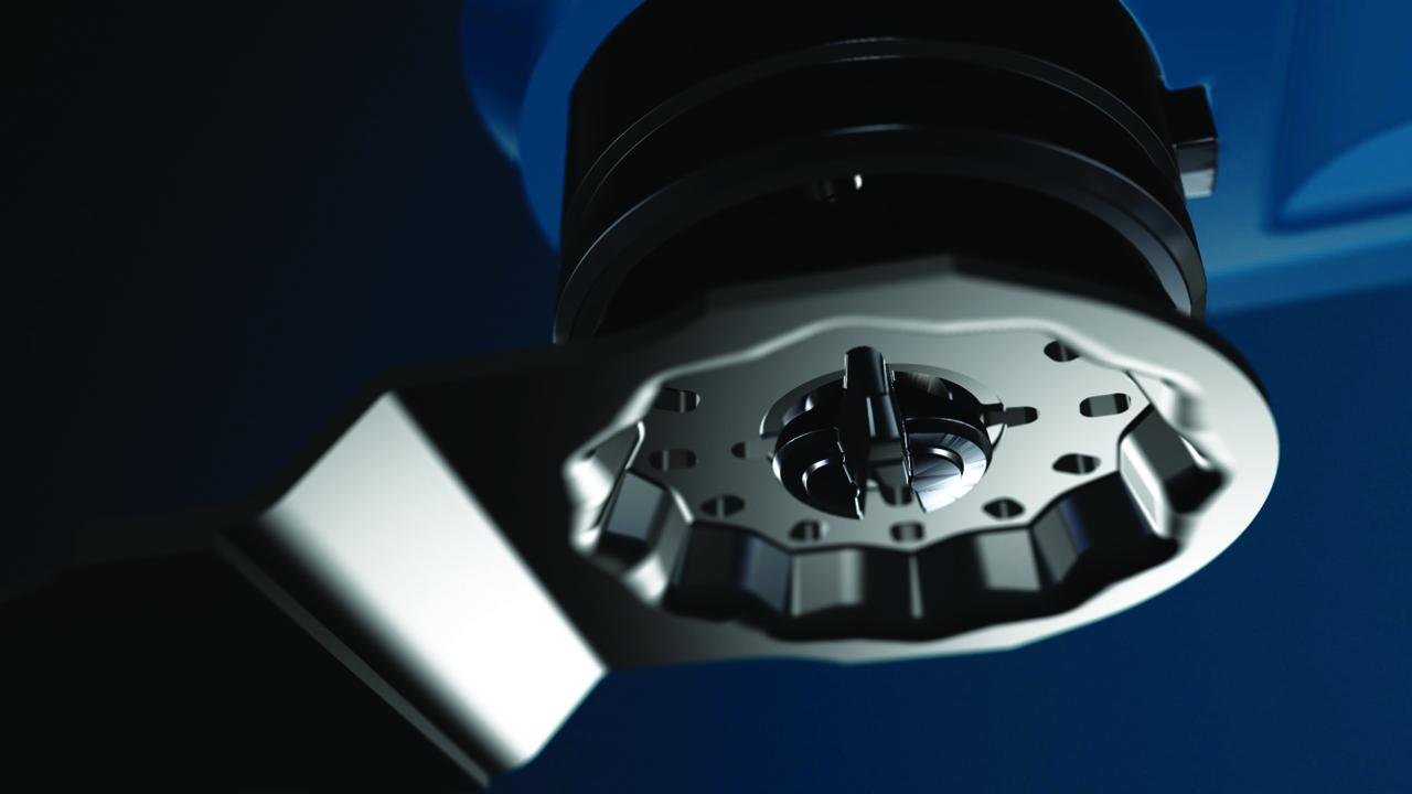 Bosch OSL138K  1-1/4 In. Starlock Hook Knife Blade