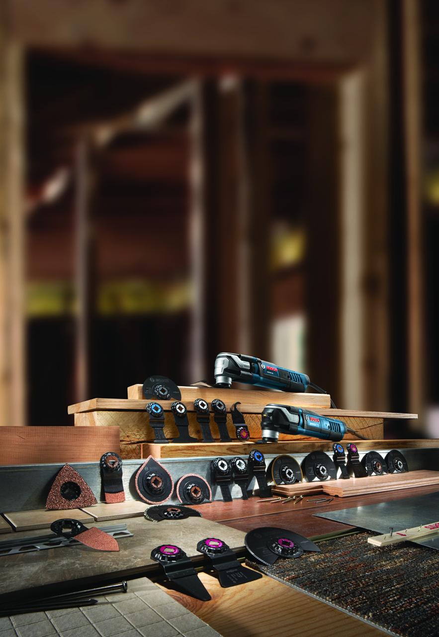 Bosch OSL200RS  2 In. Starlock High-Carbon Steel Rigid Scraper Blade