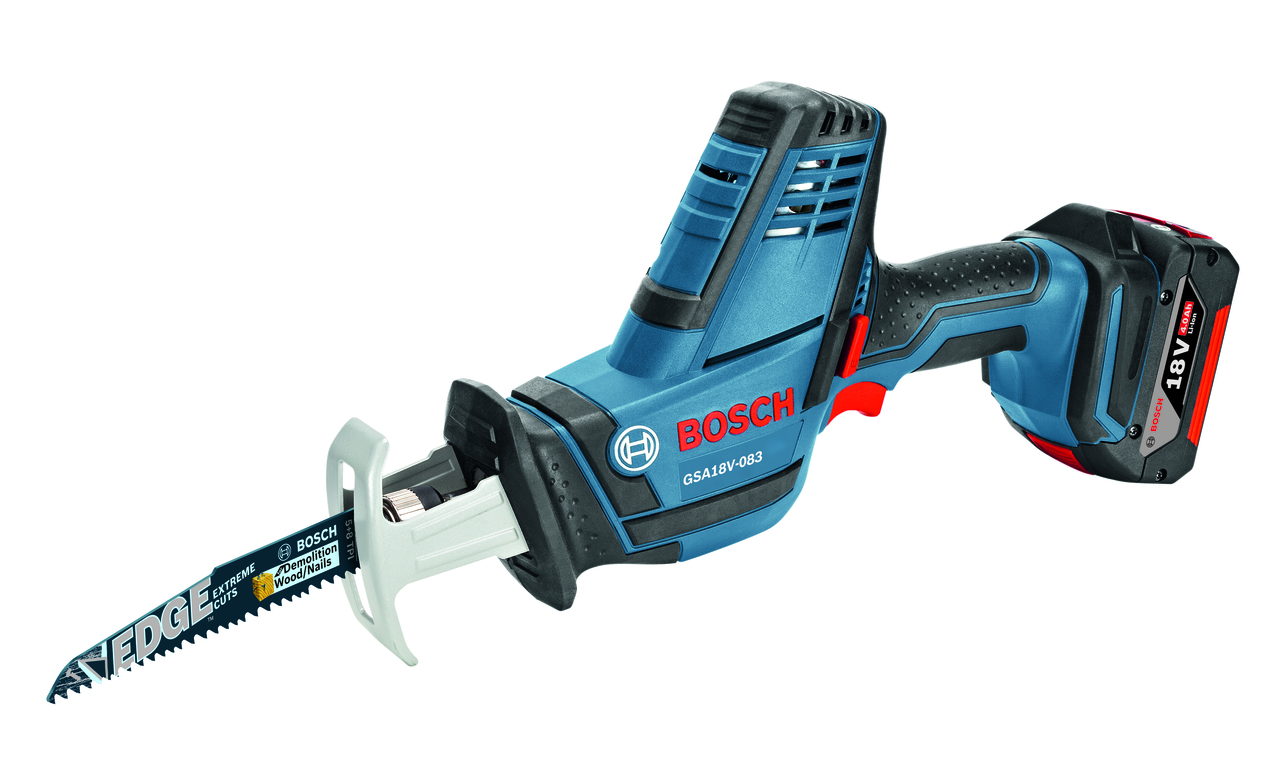 Bosch GSA18V-083B  18V Compact Reciprocating Saw Bare Tool