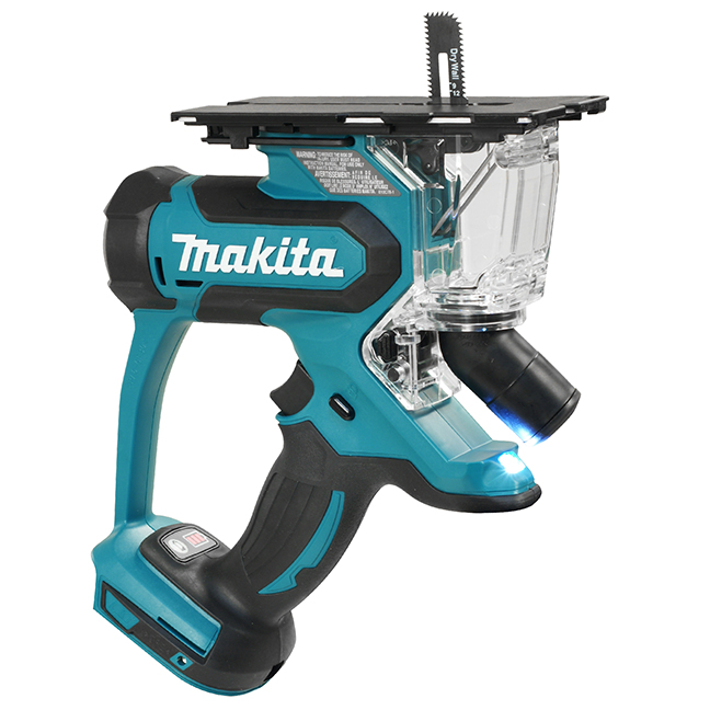 Makita DSD180Z  Cordless Drywall Cutter
