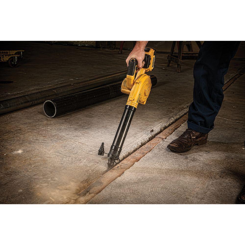 Dewalt DCE100B  20-Volt Max Lithium-Ion Cordless Blower (Tool-Only)