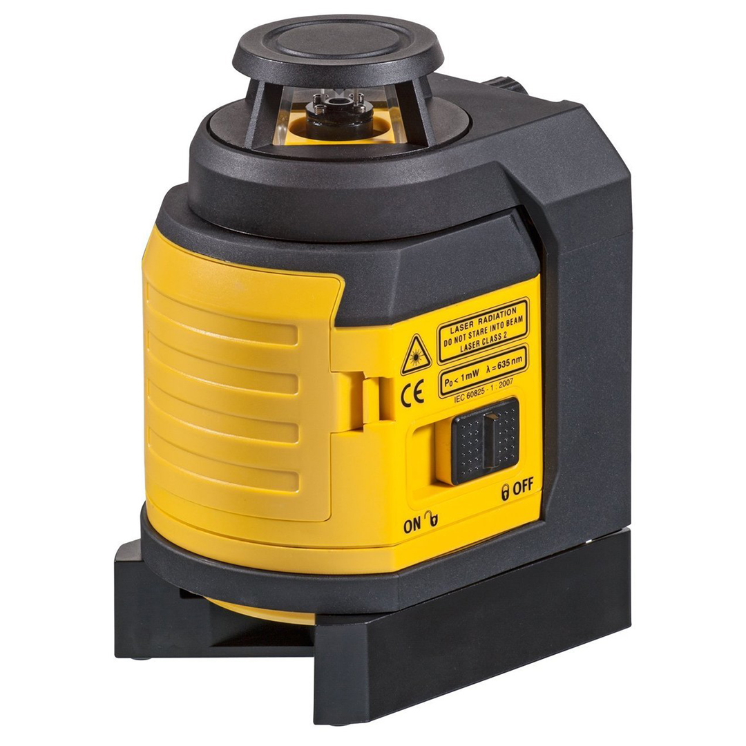 Stabila STAB-03360 Pro Liner Multi-Line Self Leveling Laser (LAX400)