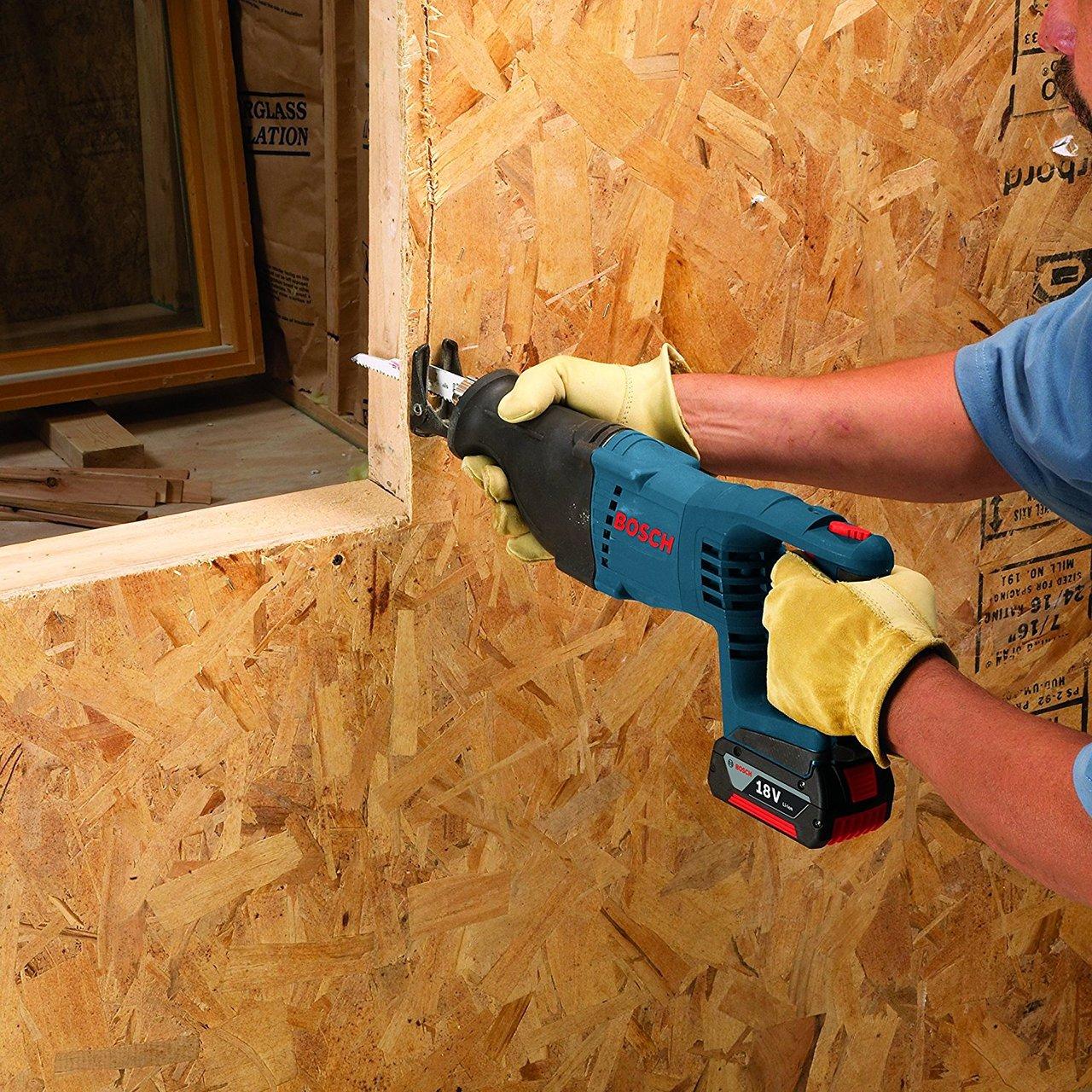 Bosch CRS180B  18 V Reciprocating Saw (Bare-Tool)