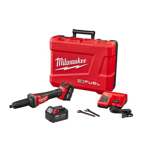 "Milwaukee 2784-22  M18 FUEL 1/4"" Die Grinder Kit"