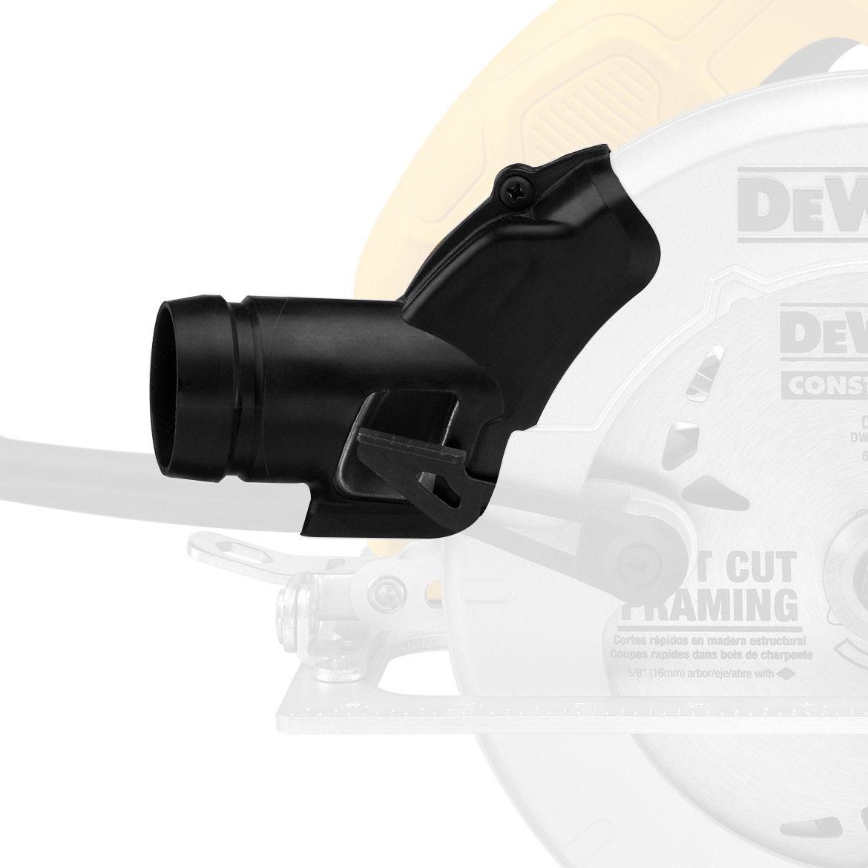 Dewalt DWE575DC  Dust collection adapter