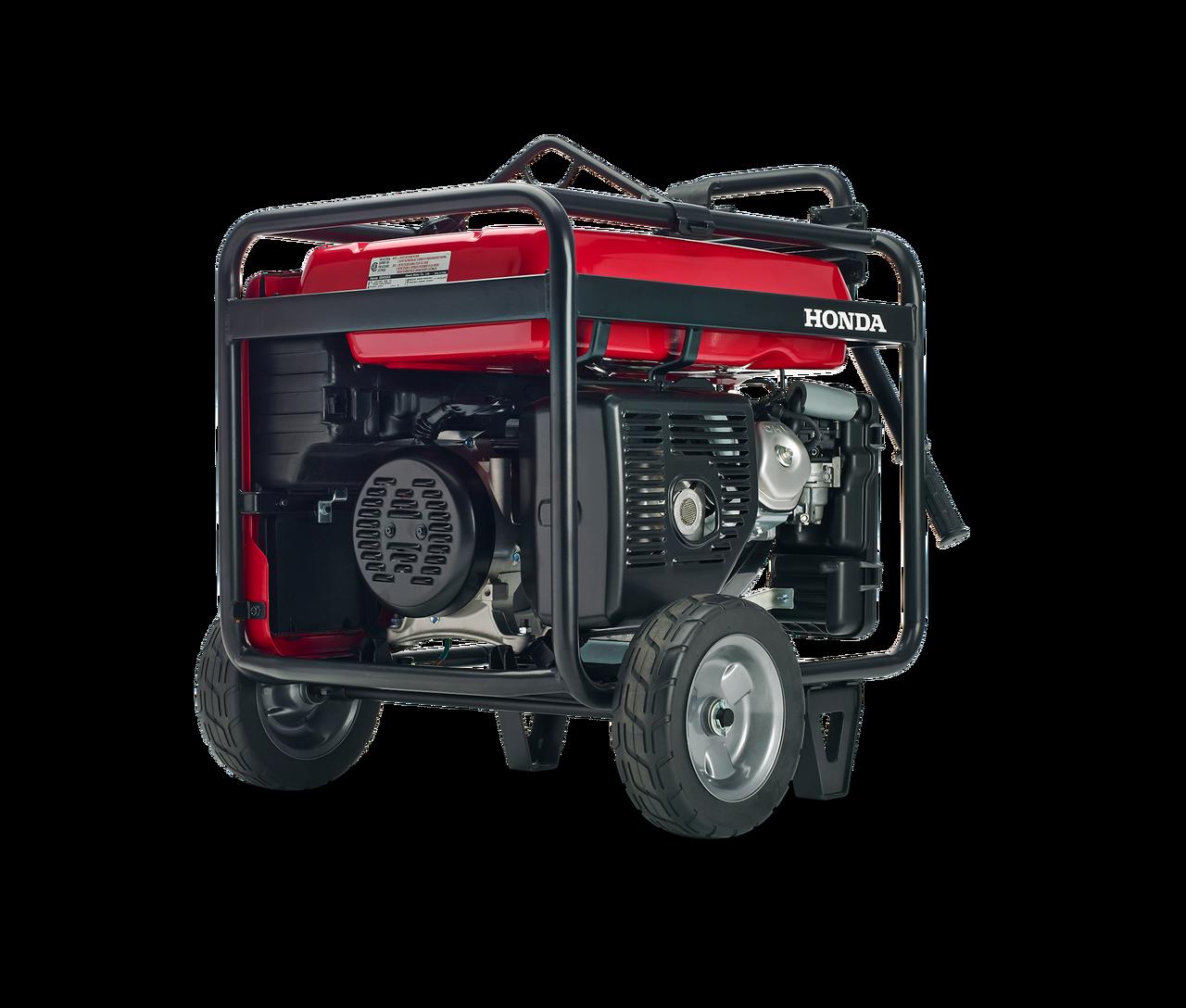 Honda Power Equipment HON-EB4000XC  4000W GFCI Commercial Generator
