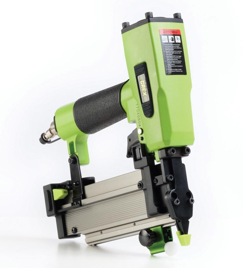 GREX Tools GREX-H850LX  21-Gauge Brad Nailer