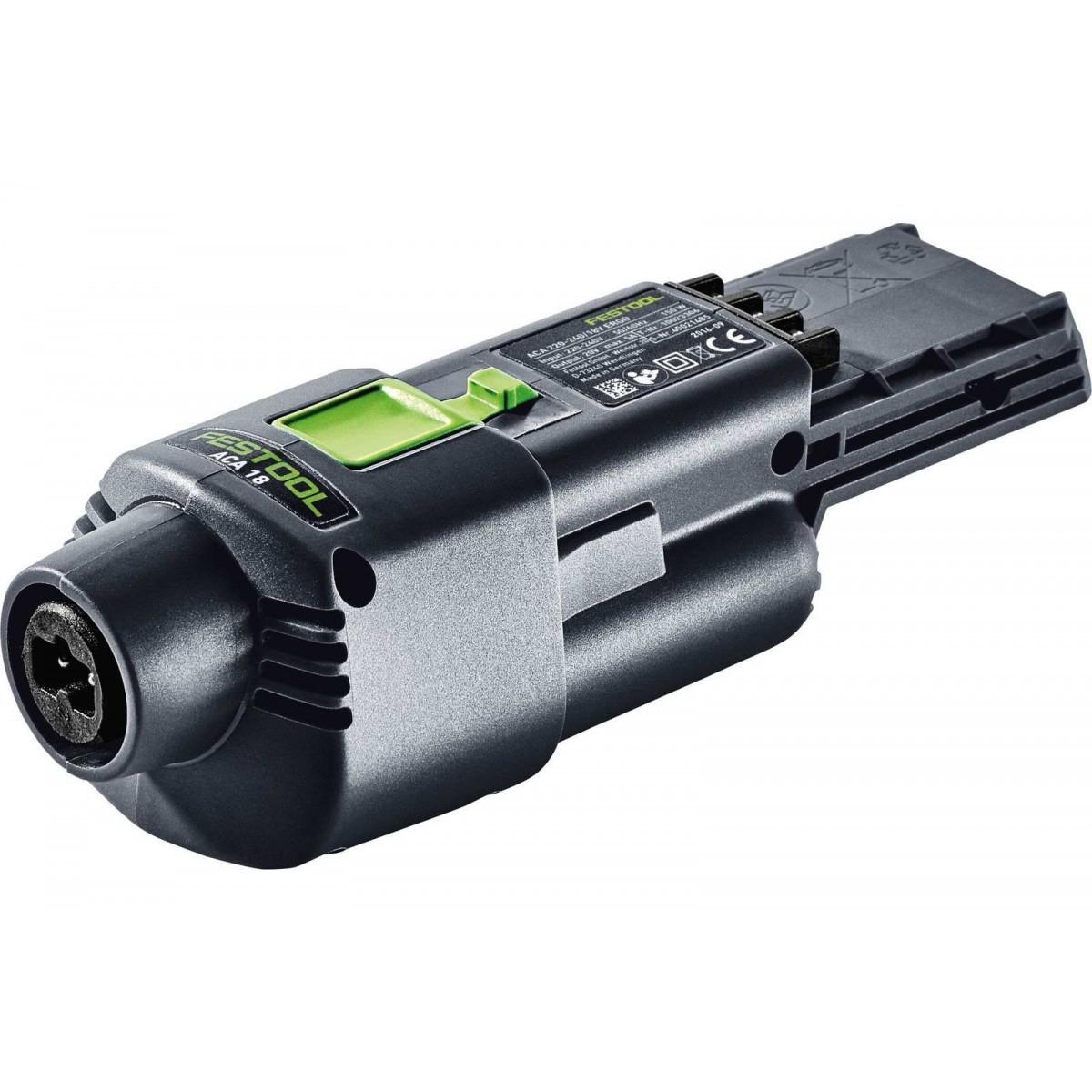 Festool FES-202502  18V ERGO AC Power Adapter