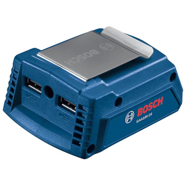 Bosch GAA18V-24N  Bosch GAA18V-24N 18V Portable Power Adapter