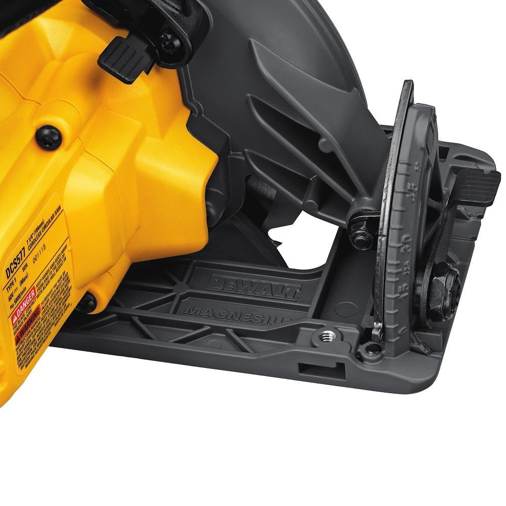 Dewalt DCS577B  Flexvolt 60V MAX 7-1/4 in Brushless Worm Drive Style Saw (Tool Only)