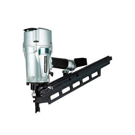 """Metabo-HPT HIT-NR83A5  3-1/4"""" Stick Framing Nailer (Plastic Collated Round Head Nails)"""