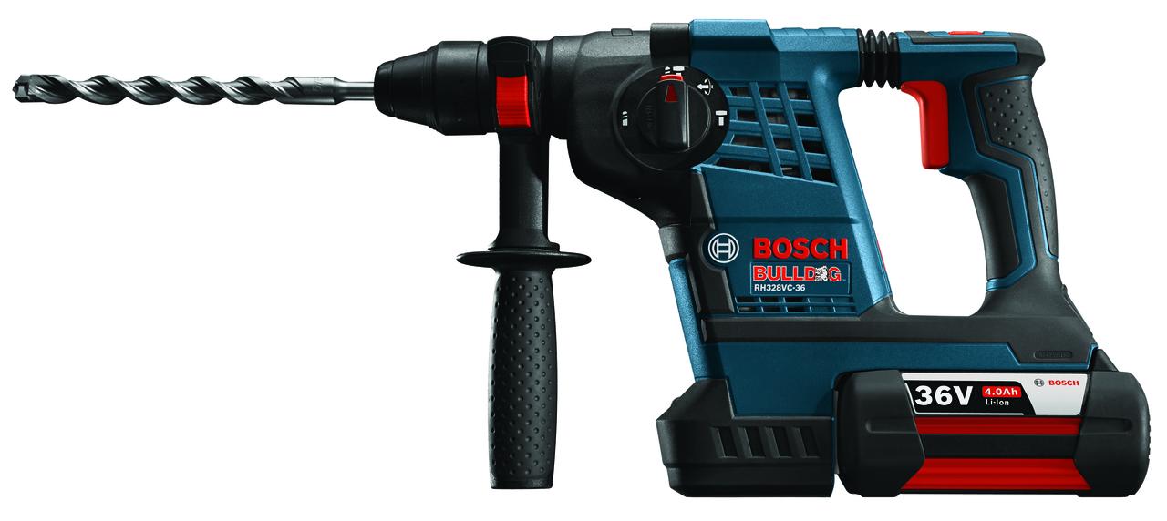 Bosch RH328VC-36K  36V 1-1/8 In. SDS-plus Bulldog Rotary Hammer