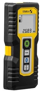 Stabila STAB-06250  Basic Laser Distance Measure - Bluetooth