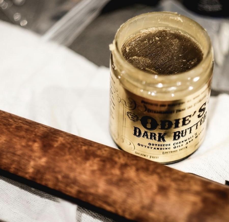 Odies Oil ODI-ODWB9OZ  9oz Odie's Dark Butter