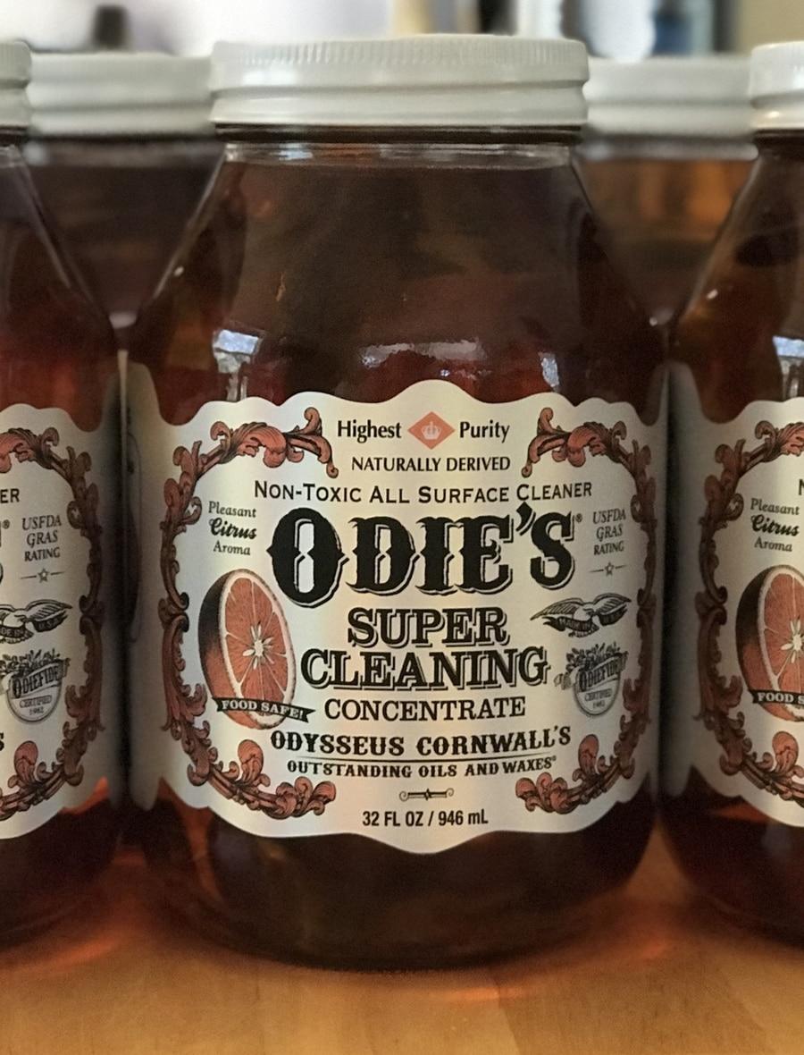 Odies Oil ODI-OSCC32OZ  32 Oz Super Cleaning Concentrate