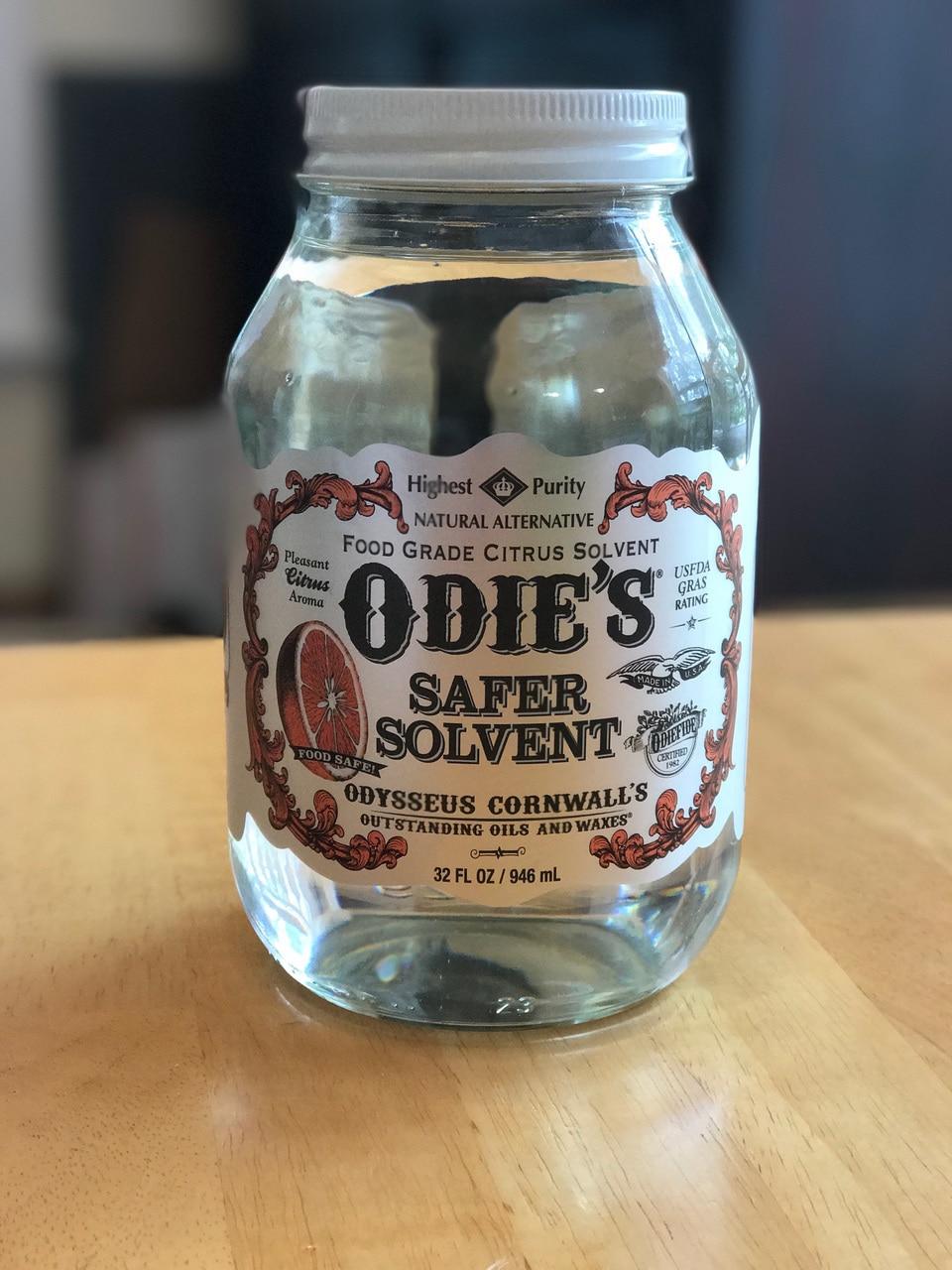 Odies Oil ODI-OSS32OZ  32 Oz Odie's Safer Solvent