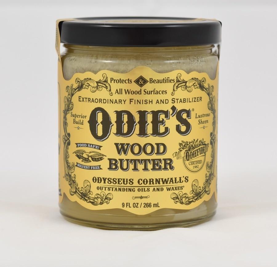 Odies Oil ODI-OWB9OZ  9oz Odie's Wood Butter