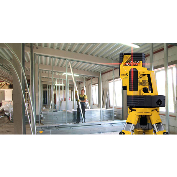 Stabila STAB-02180 Layout Station With Auto Alignment