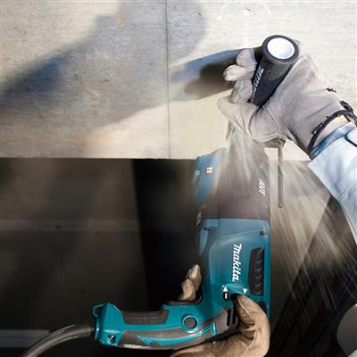 Makita HR2631FT  1in Avt Sds+ Rotary Hammer 3-mode with anti Vibe W/ Quick Chuck
