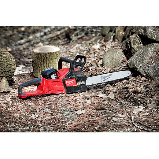 "Milwaukee 2727-21HD  M18 FUEL 16"" Chainsaw 12Ah Kit"