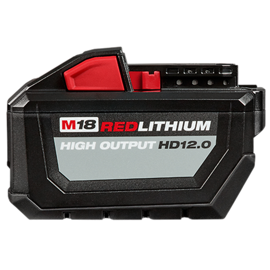 48-11-1812 M18 Red Lithium High Output HD12.0 Ah Battery Pack