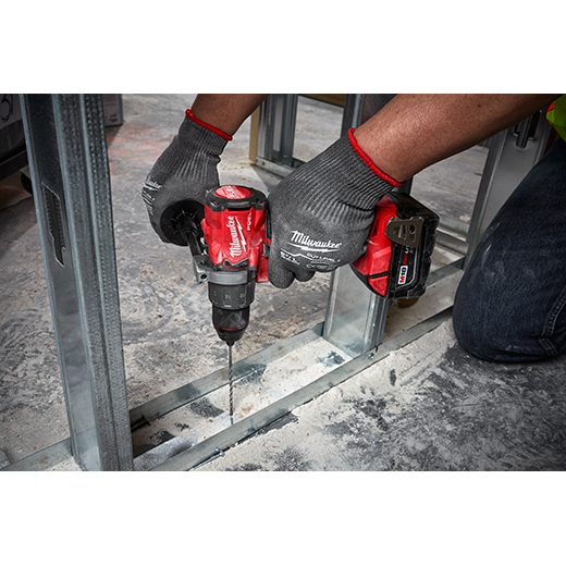 """Milwaukee 2804-20 M18 GEN 3 FUEL 1/2"""" Hammer Drill/Driver (Tool Only)"""