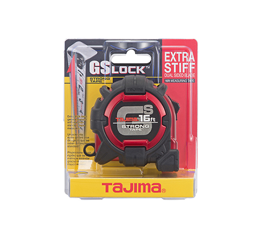 Tajima TAJ-GS-16BW  16ft GS-Lock Standard Scale