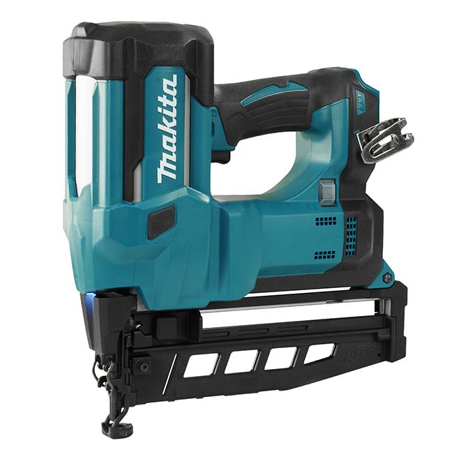 Makita DBN600Z  16 ga Cordless Finish Nailer Bare Tool