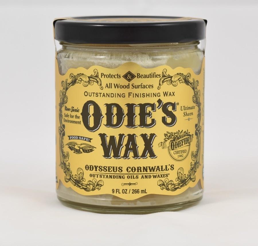Odies Oil ODI-OW9OZ  9oz Odie's Wax